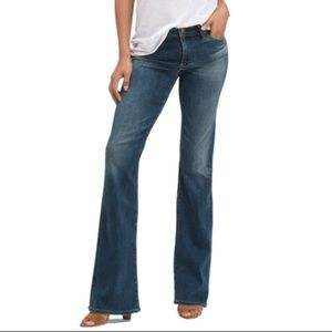AG Jeans the angel bootcut jeans size 28 reg